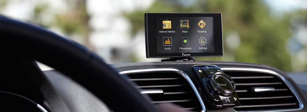 Adcotec | Parrot Bluetooth Car Kits | Hands free Car Kits